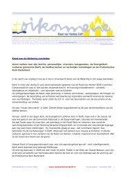 Karel van de Wetering overleden Groot verlies voor zijn familie ...