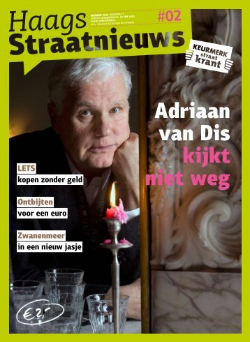 22 februari 2012 - Haags Straatnieuws