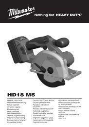 HD18 MS - TPC srl
