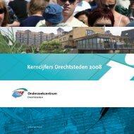 Kerncijfers Drechtsteden 2008 - Onderzoekcentrum Drechtsteden
