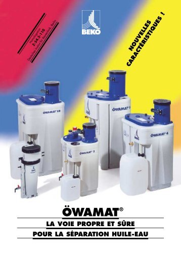ÖWAMAT - BEKO Technologies GmbH