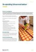 Uitvoerend bakker, Zelfstandig werkend banketbakker en ... - Kenwerk - Page 2