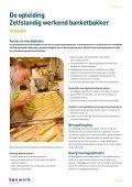 Uitvoerend bakker, Zelfstandig werkend banketbakker en ... - Kenwerk - Page 3