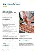 Uitvoerend bakker, Zelfstandig werkend banketbakker en ... - Kenwerk - Page 4