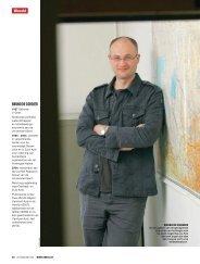 Interview Bruno De Cordier met Knack - Acco