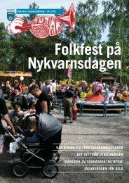 Kommuntidningen Tutan nr 2 2008.pdf - Nykvarns kommun