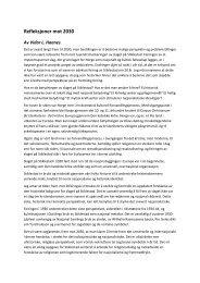 Notat 2030 kirkehistoriker Vidar Haanes - Stiklestad Nasjonale ...