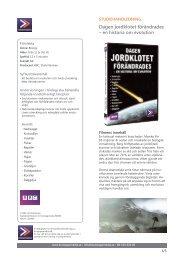 Studiehandledning - Beta SLI.SE