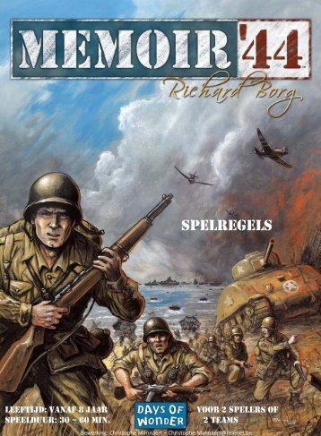 SPELREGELS - Forum Mortsel