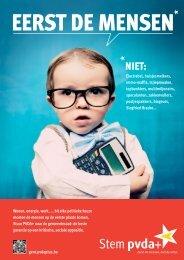 Lees hier de héle folder van PVDA+ Gent! - PVDA Gent
