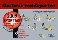 Brochure voor jongeren (.pdf) - Oosterse vechtsporten
