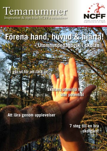Förena hand, huvud & hjärta! - Utenavet
