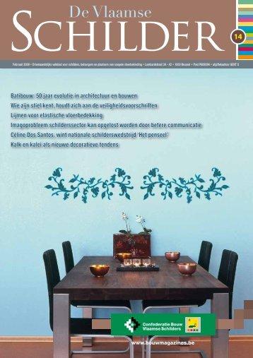 De Vlaamse Schilder - Magazines Construction
