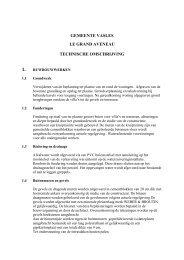 Download Technische specificaties - Domaines Les Forges