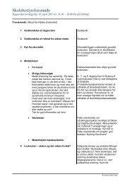 Referat af møde 18-04-2013 - 4Kløverskolen