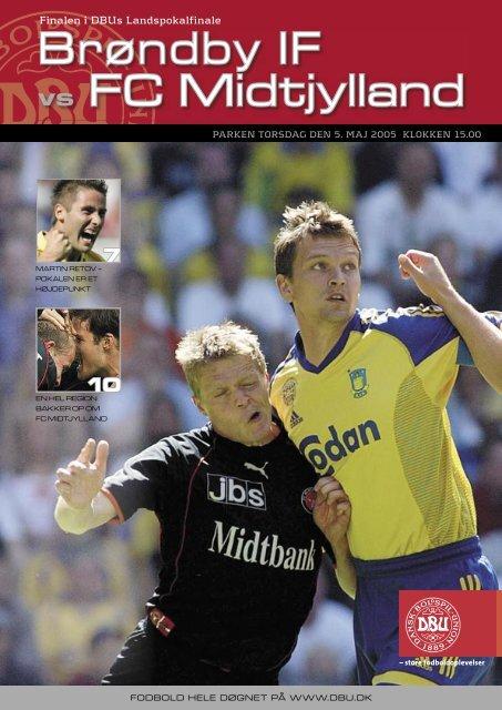 Brøndby IF vs FC Midtjylland - DBU