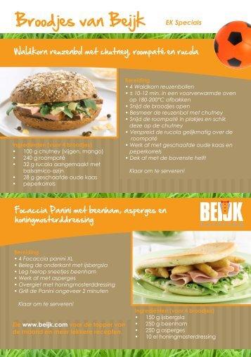 energie en eiwitverrijkt dieet recepten