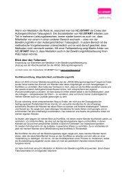 Blick über den Tellerrand (PDF, 106 KB) - Neustart