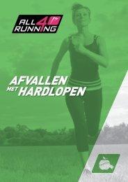 Afvallen met Hardlopen - Gratis Nederlandse Ebooks