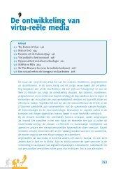 De ontwikkeling van virtu-reële media - Me the Media