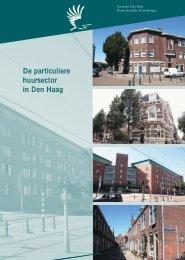 De particuliere huursector in Den Haag - Fair Huur voor verhuurders