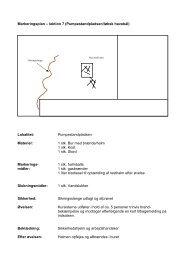 Markeriongsplan lektion 7 - BEREDSKABSSKOLEN