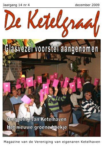 De Ketelgraaf December 2009 - Ketelhaven