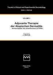 Adjuvante Therapie der Atopischen Dermatitis - Wohlrab-net.de