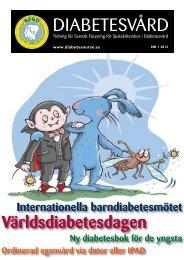 Diabetesvård nr 1 2013