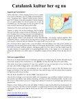 Catalonien kalder! - En appetitvækker til catalansk kultur ... - AIDOH - Page 2