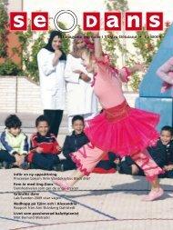 Ett magasin om dans i Västra Götaland • # 1 2009