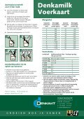 voerschema en aanmaakinstructies - Denkavit - Page 2
