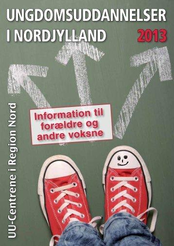 ungdomsuddannelser i nordjylland 2013 - UU Himmerland