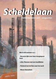 Zomernummer juli - augustus - Scheldelaan