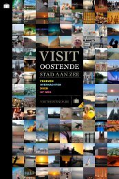 OOSTENDE - Vlaanderen Vakantieland