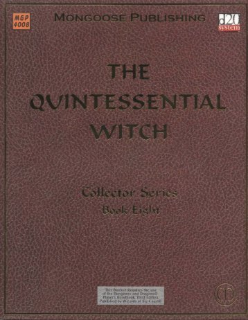 The Quintessential Witch.pdf