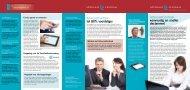Brochure AdvocaatCentraal