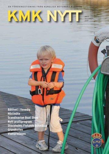 Båtlivet i Venedig Höstmöte Scandinavian Boat Show Nytt ...