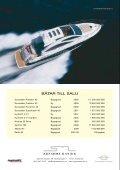 Båtlivet i Venedig Höstmöte Scandinavian Boat Show Nytt ... - Page 2