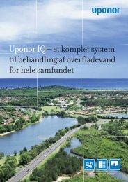 et komplet system til behandling af overfladevand for hele ... - Uponor
