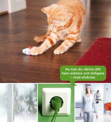 Nu kan du värma ditt hem enklare och billigare - EL