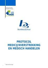 Protocol medisch handelen - Stichting Katholiek Onderwijs Enschede