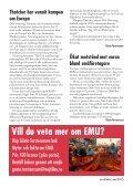Läs mer (pdf) - Folkrörelsen Nej till EU - Page 5