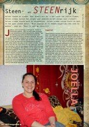 Joëlla heeft na een turbulente periode in haar ... - TREF Magazine