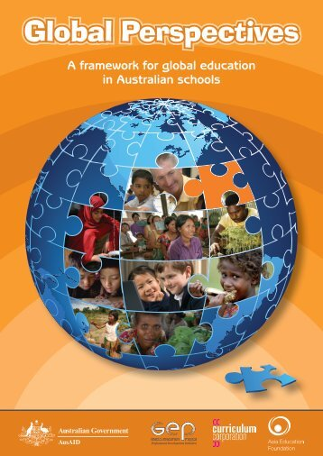 A framework for global education in Australian schools