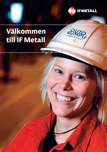 Välkommen till 2012.indd - IF Metall Kongress 2014