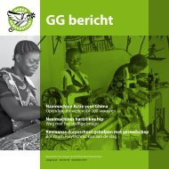 GG bericht nummer 84, september 2010 - Gered Gereedschap