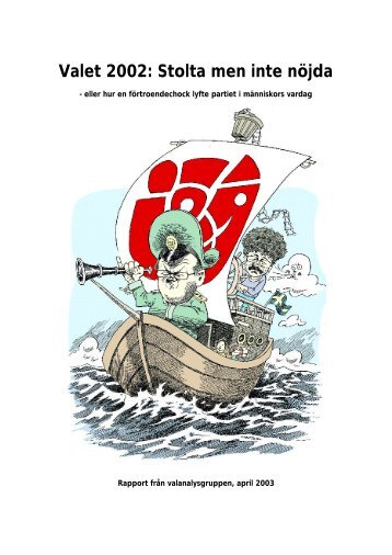 Valanalys 2002.pdf - Socialdemokraterna