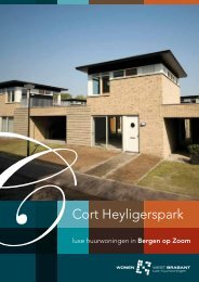 Cort Heyligerspark - Stadlander