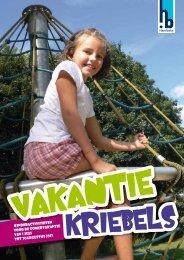programma zomervakantie - Stad Harelbeke